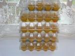 5. Kostki warzywne w pojemnikach do zamrożenia
